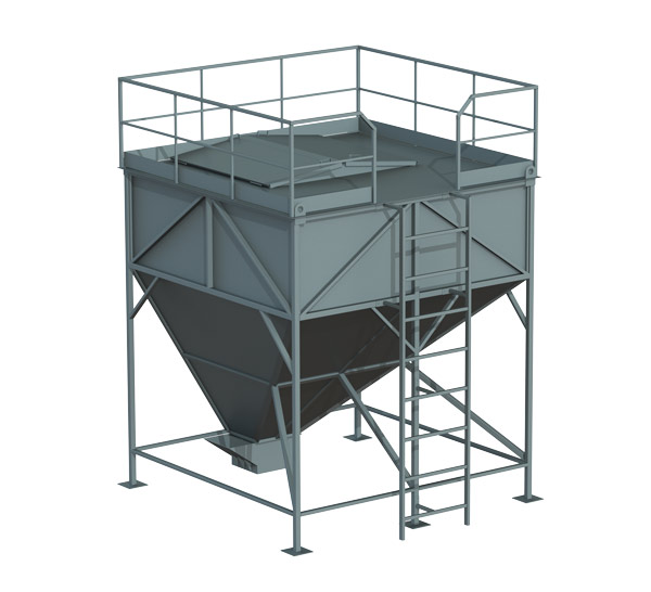 Склад топлива (пеллеты) СТ-10