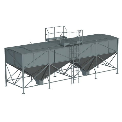 Склад топлива (пеллеты) СТ-40